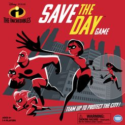The Incredibles: Save the Day Game
