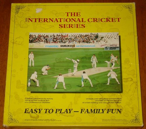 The International Cricket Series