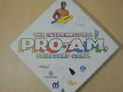 The International Pro-Am Sailboard Game