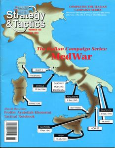 The Italian Campaign: Med War
