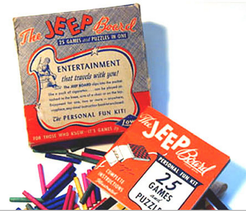The JEEP Board: 15 Games and 10 Puzzles