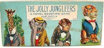 The Jolly Jungleers