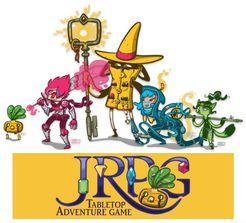 The JRPG Tabletop Adventure Game