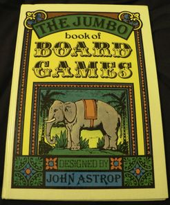 The Jumbo Book of Board Games