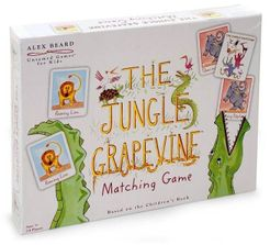 The Jungle Grapevine: Matching Game