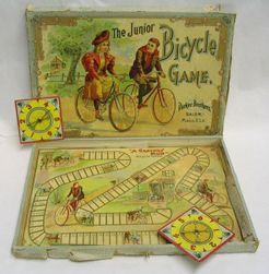 The Junior Bicycle Game