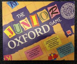 The Junior Oxford Game