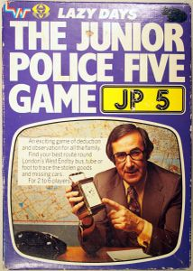 The Junior Police Five Game