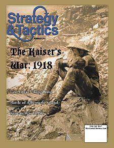 The Kaiser's War: World War I, 1918-19