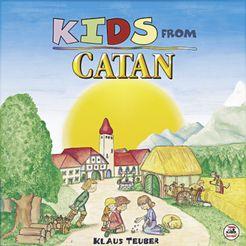 The Kids of Catan
