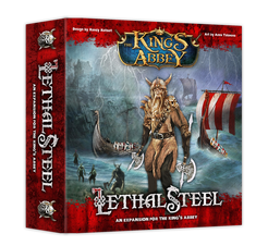 The King's Abbey: Lethal Steel