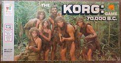 The Korg: 70,000 B.C. Game