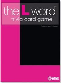 The L Word Trivia Card Game