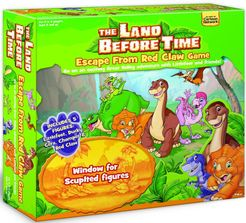 The Land Before Time: Escape from Red Claw Game