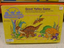 The Land Before Time: Great Valley Game