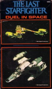 The Last Starfighter: Duel In Space