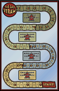 The Last Straw!: A Board Game on the Social Determinants of Health