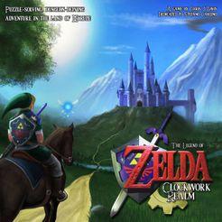 The Legend of Zelda: Clockwork Realm