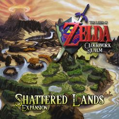 The Legend of Zelda: Clockwork Realm – Shattered Lands Expansion