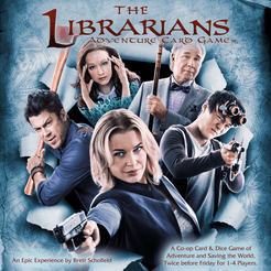 The Librarians: Adventure Card Game