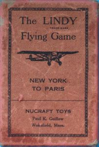 The Lindy Flying Game