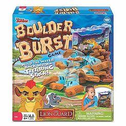 The Lion Guard Boulder Burst Game