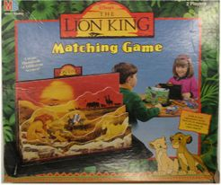 The Lion King Matching Game