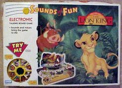 The Lion King Sounds of Fun Electronic Game
