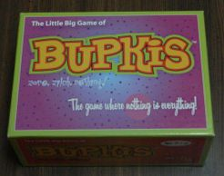 The Little Big Game of Bupkis