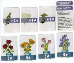 The Little Flower Shop: Flower-Filler Promo Pack