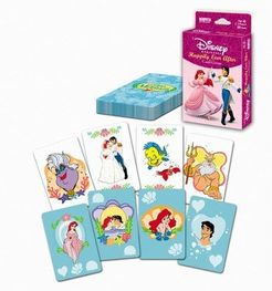 The Little Mermaid Happily Ever After Card Game