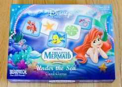 The Little Mermaid Under the Sea Card Game