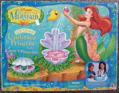 The Little Mermaid Undersea Princess Game