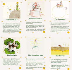 The Little Prince: Story Board Adventure