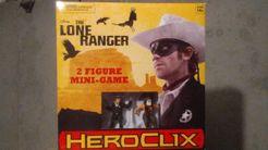 The Lone Ranger HeroClix: Mini-Game