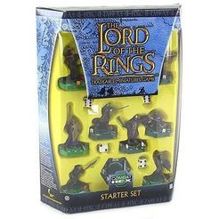 The Lord of the Rings: Combat Hex Tradeable Miniatures Game