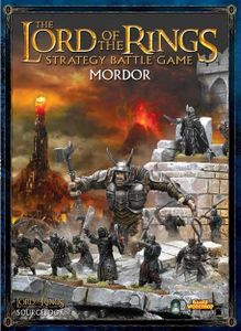 The Lord of the Rings Strategy Battle Game: Mordor