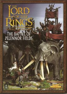 The Lord of the Rings Strategy Battle Game: The Battle of the Pelennor Fields