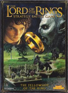 The Lord of the Rings Strategy Battle Game: The Fellowship of The Ring Journeybook