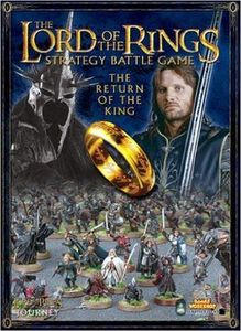 The Lord of the Rings Strategy Battle Game: The Return of the King Journeybook