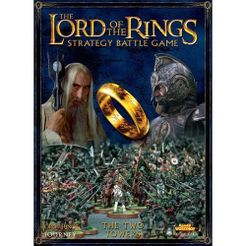 The Lord of the Rings Strategy Battle Game: The Two Towers Journeybook