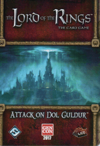The Lord of the Rings: The Card Game – Attack on Dol Guldur