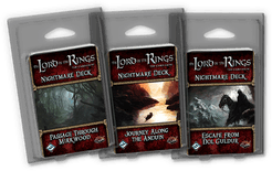 The Lord of the Rings: The Card Game – Game Night Kit 2013 Season One