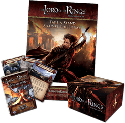 The Lord of the Rings: The Card Game – Game Night Kit 2014 Fall Season