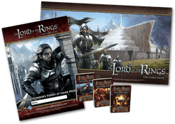 The Lord of the Rings: The Card Game – Game Night Kit 2014 Season One