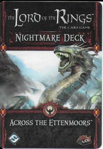 The Lord of the Rings: The Card Game – Nightmare Deck: Across the Ettenmoors