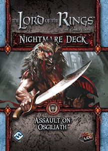 The Lord of the Rings: The Card Game – Nightmare Deck: Assault on Osgiliath