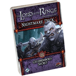 The Lord of the Rings: The Card Game – Nightmare Deck: Celebrimbor's Secret