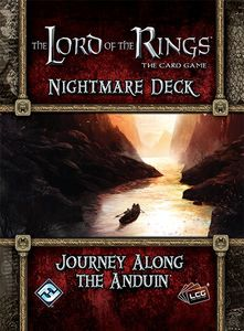 The Lord of the Rings: The Card Game – Nightmare Deck: Journey Along the Anduin