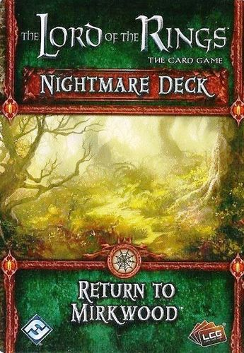 The Lord of the Rings: The Card Game – Nightmare Deck: Return to Mirkwood